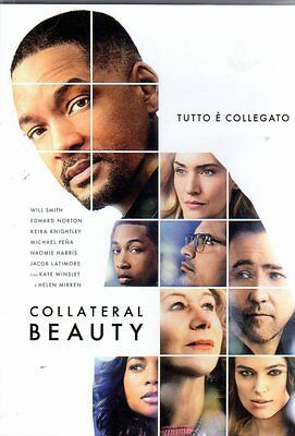 DVD COLLATERAL BEAUTY DVD wiil smith