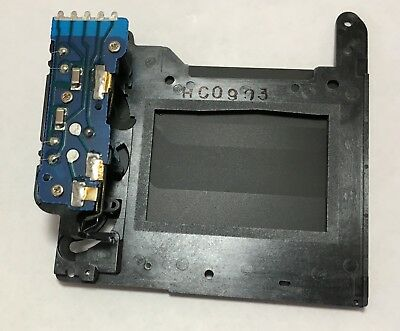 Canon EOS Rebel II 2 Shutter Ass'y Unit New Genuine OEM Replacement CG1-1244-000