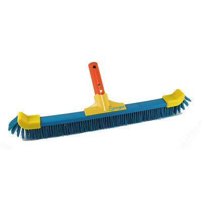 """Oreq Stinger 18"""" Commercial Service Grade Poly Bristle Brush Any Pool Surface"""