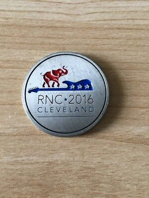 RNC Coin 2016- Cleveland