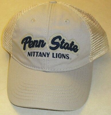757d6cbecf988d Penn State Nittany Lions (WOMENS) Snapback hat -Mesh sides & back New Tags