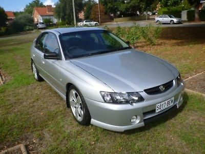 Holden Commodore Ss Vyii V8 Manual 4D Sedan