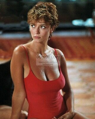 "Rachel Ward In The 1984 Film ""Against All Odds"" - 8X10 Publicity Photo (Rt582)"