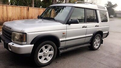 Land Rover: Discovery Discovery 2 2003 Land Rover Discovery 2 HSE  OVER $20,000.00 in restoration inc. NEW ENGINE