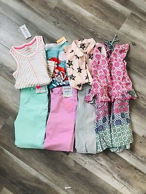 girls clothes size 6 lot Jeans Size 6X  Little Mermaid Shirt Brand New Bundle