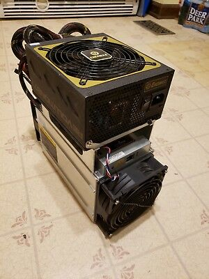 ANTMINER S7-LN with 1000W GOLD 220V/110V power supply  – 2.7TH/s