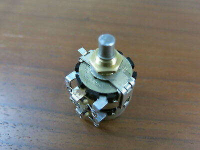 CLAROSTAT 2M log vintage dual potentiometer(repair Marantz 7 7c volume control)