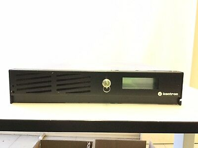 Kontron 2U Case with Cooling Fans (No PS, HD or MB) (Rack Mounts Not Included)