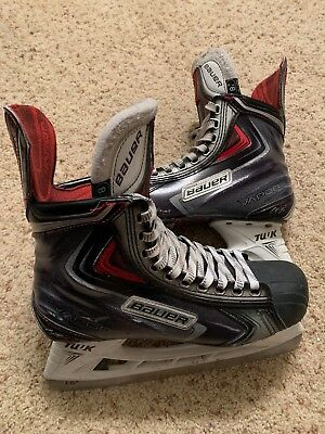 used less than 10 times!! BAUER APX2 SKATES size: 8.5