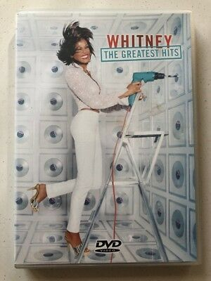Whitney Houston - The Greatest Hits (DVD) Region ALL
