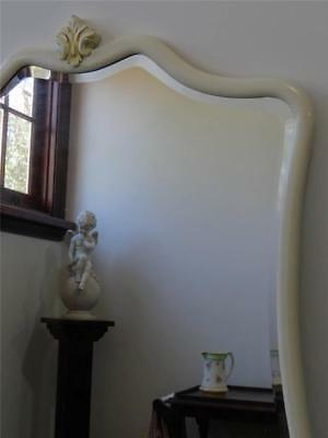 Lge Antique Mirror by Mathias and Co of Edwardstown - French Style