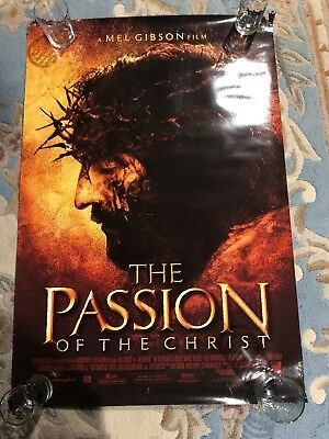 Posters THE PASSION OF THE CHRIST Movie POSTER 27x40 James Caviezel