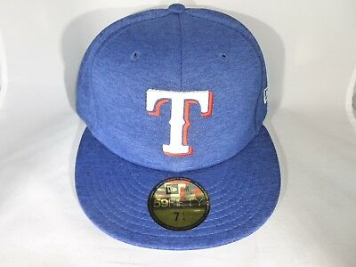 54a9f11fe31e1c ... inexpensive texas rangers mlb new era 59fifty mens fitted baseball hat  cap size 7 d6f39 0283a