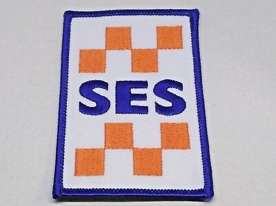 State Emergency Service Ses  Patch / Badge Collectable
