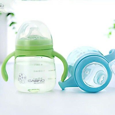 Duckbill Mouth Water Baby Training Bottle Feeding  Drinking Tool Infant Cups