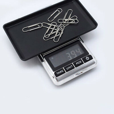 0-500g * 0.01g Mini Pocket Carry Electronic Digital Weight Scales Gold Jewellery