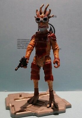 Star Wars Clegg Holdfast The Phantom Menace The Legacy Collection 2009