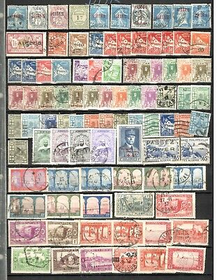 [M1958] Algeria 2 pages collection classic old