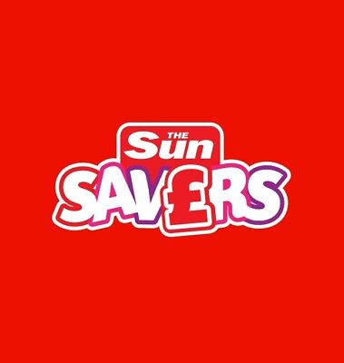 The SUN SAVERS Unique 8-DIGIT Codes 7/1/19 MONDAY