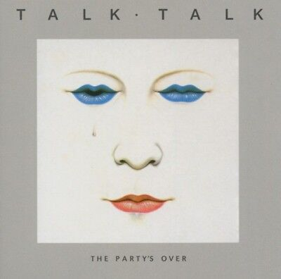 Talk Talk - The Partys Over CD Parlophone NEW