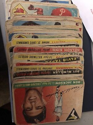 Old Lot Of 1955 Topps Cards