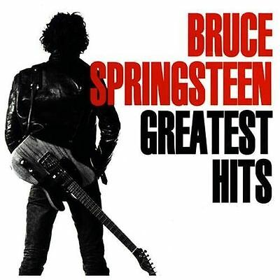 Bruce Springsteen Greatest Hits CD Feb-1995 Columbia EXC Shape