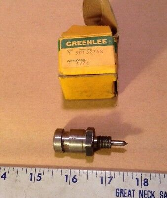 "Greenlee 1/2"" Punch Adapter Unit  for Punch Driver #3276 -50132768"