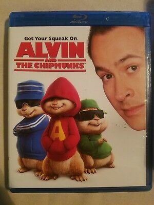 Alvin and the Chipmunks [Blu-ray] * Combine Shipping & SAVE! Ships FAST!!!