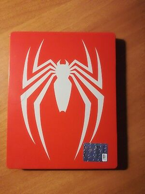 Marvel Spider-Man PS4 Edizione Steelbox