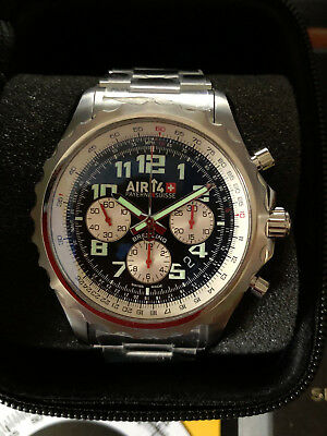 BREITLING 46mm Chronospace AIR14, Special Edition, A2336035 - Full Box & Papers