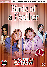 Birds Of A Feather Series 7 Complete Dvd Box Set New