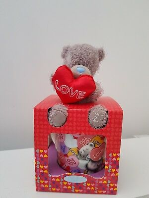 Small Me To You Bear In A Mug. Valentines / Anniversary Gift RRP£14