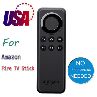 CV98LM Clicker Bluetooth Player Remote Control for Amazon Fire TV Stick US