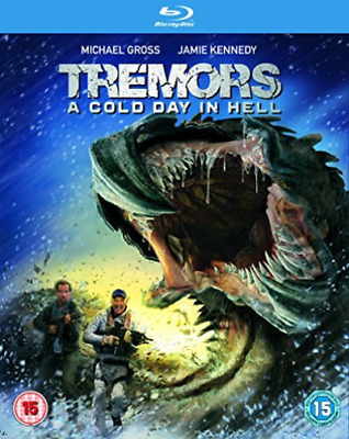 Tremors A Cold Day In Hell Blu Ray (UK IMPORT) BLU-RAY NEW