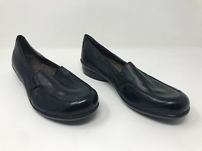 64e4b6f0dd5 Women s Natural Soul Carryon Wide Width Casual Slip-On Loafer - Black 58R