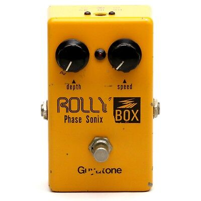 Guyatone PS-101 ROLLY Phase Sonix BOX Guitar Effect Pedal