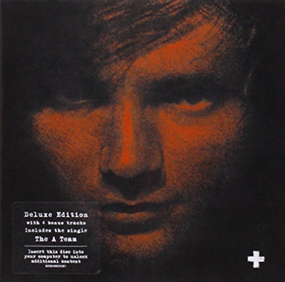 Sheeran, Ed-Plus + 4 -Deluxe- (Us Import) Cd New