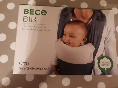 Beco Gemini Baby Carrier Cotton Bib