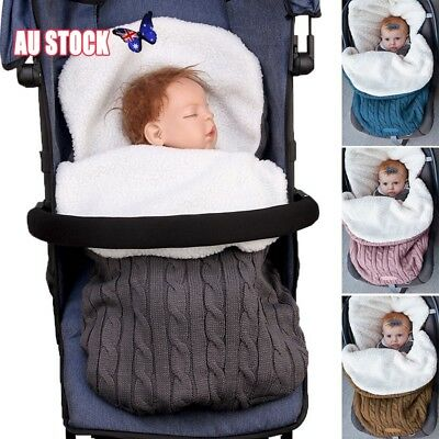 New Baby Footmuff Liner Pushchair Stroller Buggy Pram Cosy Toes Car Seat