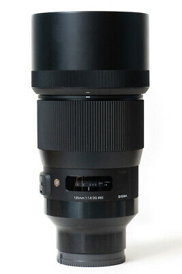 Sigma 135mm f/1.8 DG HSM Art Lens for Sony E #240965