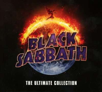 BLACK SABBATH - Ultimate Collection (Best Of/Greatest Hits) - 2 CD Set - NEU/OVP