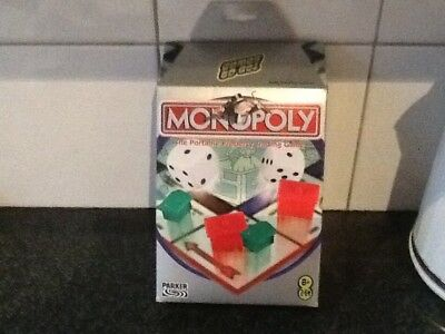 Monopoly the portable property trading game