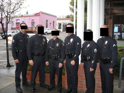 SERVICE STRIPES LAPD, Los Angeles Police Department 10 – 14 YEARS