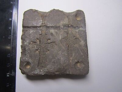 Medieval crosses. Casting mold  №510 A 100% original