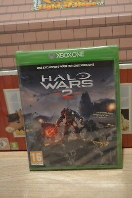 Halo Wars 2 , neuf , sous blister , sur Xbox one