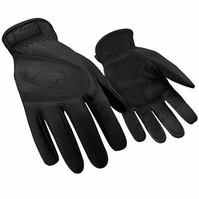 Ringers Gloves 113-12 Quick Fit Glove, Black, XX-Large  - 1 Each