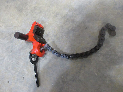 Ridgid compound leverage pipe wrench trunion assembly Pt. # 32085 S2 31375 pipe