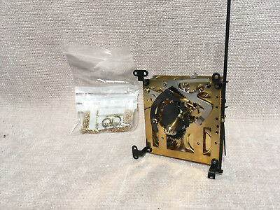 8 Day Hubert Herr Cuckoo Clock Movement, New