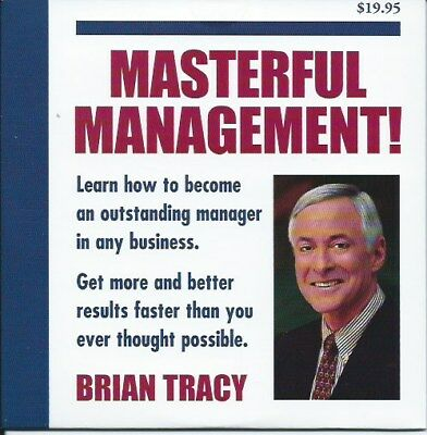 BRIAN TRACY CD Audiobook - Turbo Strategy,Transform Your Business
