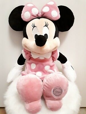 c56d0e0ecfb61 DISNEY MINNIE MOUSE - Peluche Minnie - Matériau Softwool 35cm - EUR ...